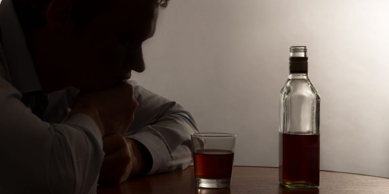 התמכרות לאלכוהול